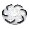 18700150 BoomerangCupGrinder 100x100 - 125mm Clear Universal Dust Shroud