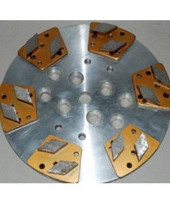 Grinding Plates 250mm Diamatic Adaptor Plate 6 Trap