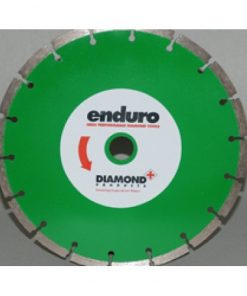 Enduro Green MAX Blade for Stock Brick and Asphalt 350mm