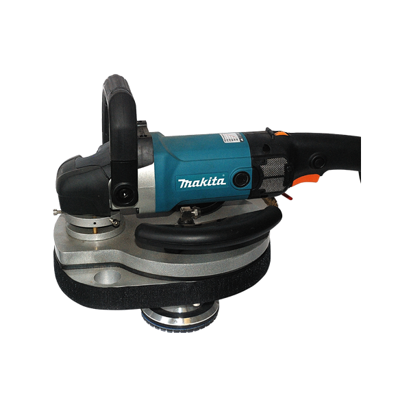 DP 13070000 Triple Head Planetary Polisher Excl Motor - Triple Head Planetary Polisher Excl Motor