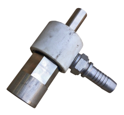"Water Swivel 247x228 - Water Swivel ½"" Pin Shank to ½"" BSP Box"