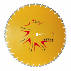 18502972 18502995 Wall Saw G2X Blade with Arix Technology 600mm 1200mm Web 247x247 - Wall Saw G2X Blade with Arix Technology 600mm - 1200mm