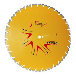 Wall Saw G2X Blade with Arix Technology 600mm - 1200mm