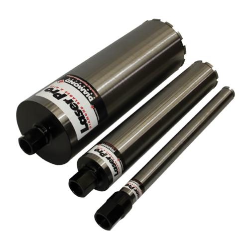 LaserPro RC50 for Wet Drilling of Reinforced Concrete 132mm – 600mm