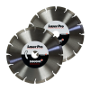 Grinder Blades For Dry Cutting Refractory Brick and Masonry 100x100 - Grinder Blades for Granite, Marble, Natural Stone and Artificial Stone