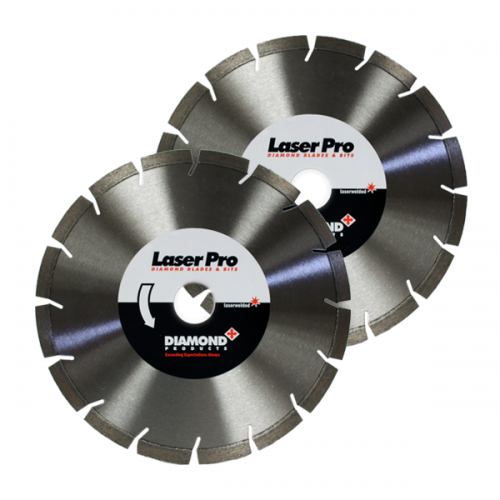 Grinder Blades 230mm for Dry Cutting Refractory Brick and Masonry