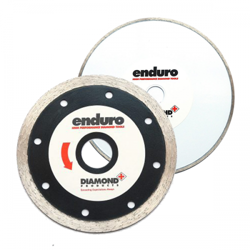 Angle Grinder Blades Continuous Rim For Ceramic Tiles 1 500x500 - Grinder Blades, Continuous Rim - Ceramic Tiles