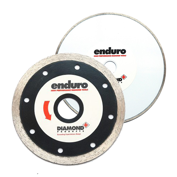 Angle Grinder Blades Continuous Rim For Ceramic Tiles 1 - Grinder Blades, Continuous Rim - Ceramic Tiles