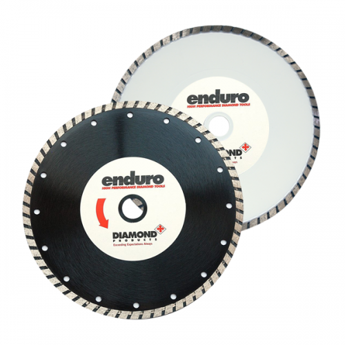 Grinder Blades, Turbo - Concrete, Natural Stone, and Tiles