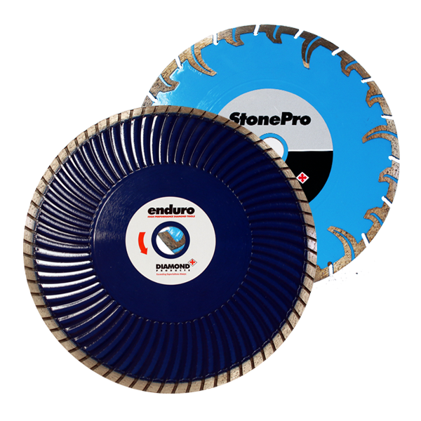 Grinder Blades for Granite, Marble, Natural Stone and Artificial Stone