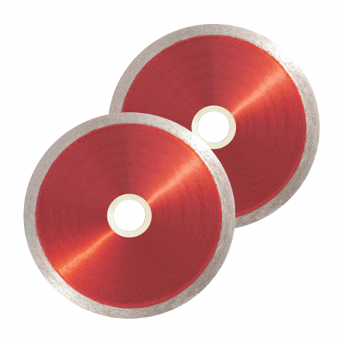 Continuous Rim Blades for Glass Cutting