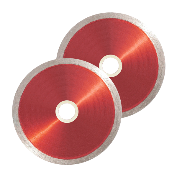 DAD VA01021 VA01126 VA01500 Continuous Glass Cutting Blade 1 - Continuous Rim Blades for Glass Cutting