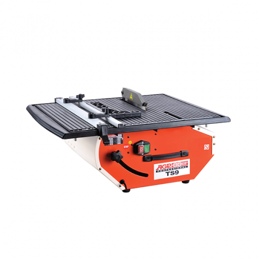 AGP TS9 Wet Tile Saw 510x510 - AGP TS9 Brick and Tile Saw