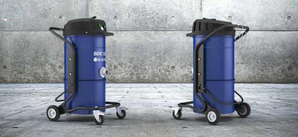 Newsletter-May-Flooring-Blastrac-BDC-122-dust-collector