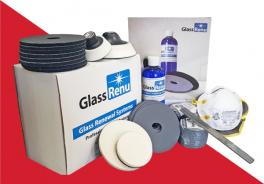 GlassRenu - Glass Scratch Removal System